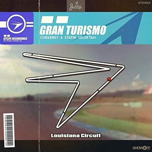 Currensy / Statik Selektah - Gran Turismo