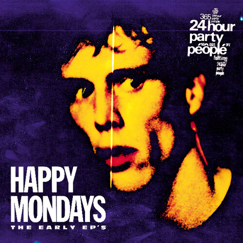 Happy Mondays - Early Eps (Box) (Ep) (4pk)