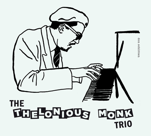 Thelonious Monk Trio [Digipak With Bonus Tracks] [Import]