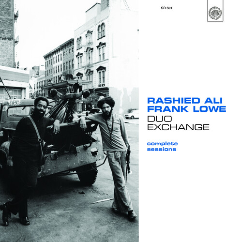Rashied Ali / Lowe,Frank - Duo Exchange: Complete Sessions