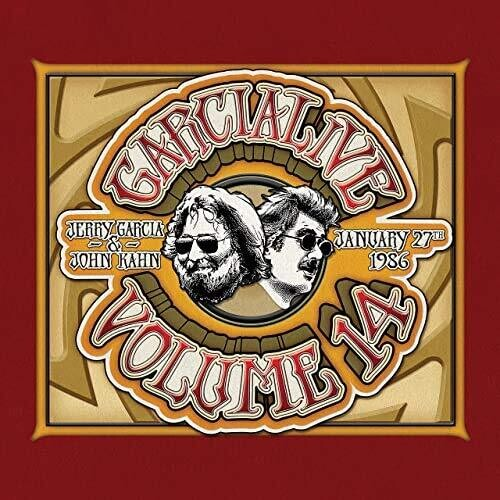 Garcialive Volume 14: January 27th 1986 The Ritz