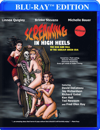 Screaming In High Heels: The Rise And Fall Of The Scream Queen Era