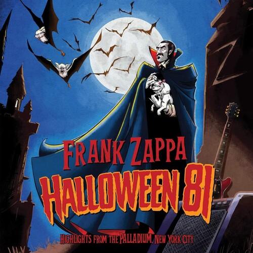 Frank Zappa - Halloween 81: Live At The Palladium, NYC (Highlights)