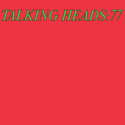 Talking Heads - Talking Heads: 77 [Rocktober 2020 Translucent Red LP]