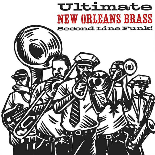 Ultimate New Orleans Brass / Various - Ultimate New Orleans Brass Band / Various
