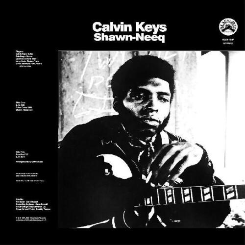Calvin Keys - Shawn-neeq [LP]