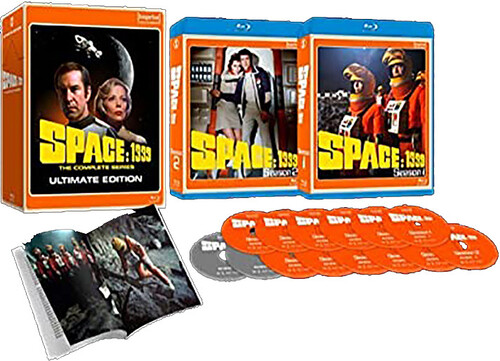 Space: 1999: The Complete Series (Ultimate Edition) [Import]