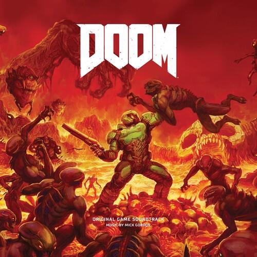 Mick Gordon  (Ogv) - Doom (5th Anniversary Standard Edition) [180 Gram]
