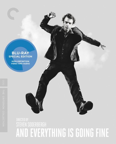 And Everything Is Going Fine (Criterion Collection)