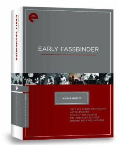 Early Fassbinder (Criterion Collection: Eclipse Series 39)