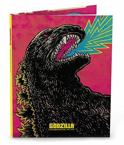 Criterion Collection - Godzilla: The Showa-Era Films, 1954-1975 (Criterion Collection)