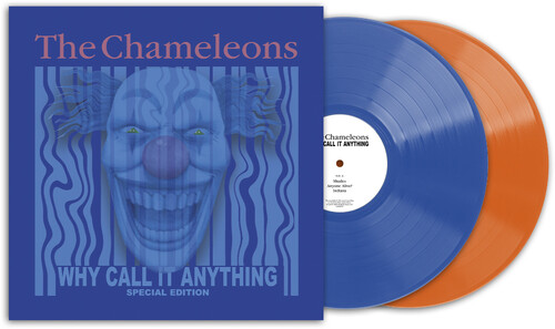 Why Call It Anything (Gatefold Blue & Orange Vinyl) [Import]