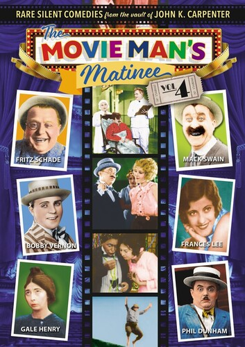 The Movie Man's Matinee Volume 4