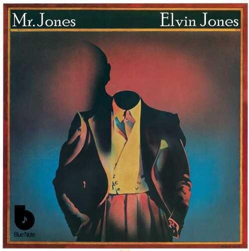 Elvin Jones - Mr. Jones [LP]