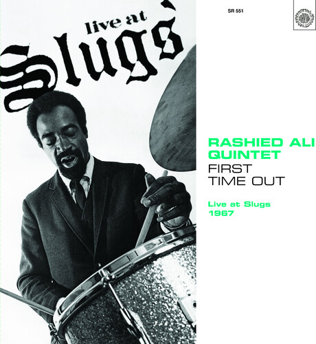 First Time Out: Live at Slugs 1967