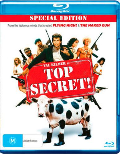 Top Secret! [Import]