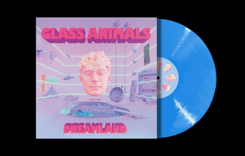Glass Animals - Dreamland [Indie Exclusive Limited Edition Blue LP]