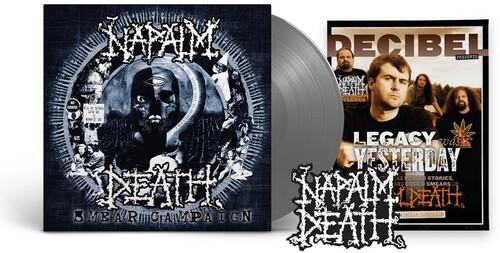 Napalm Death - Smear Campaign (Decibel Edition) [Indie Exclusive Limited Edition Black Ice LP]