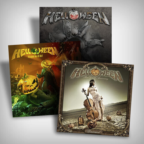 Helloween Vinyl Bundle