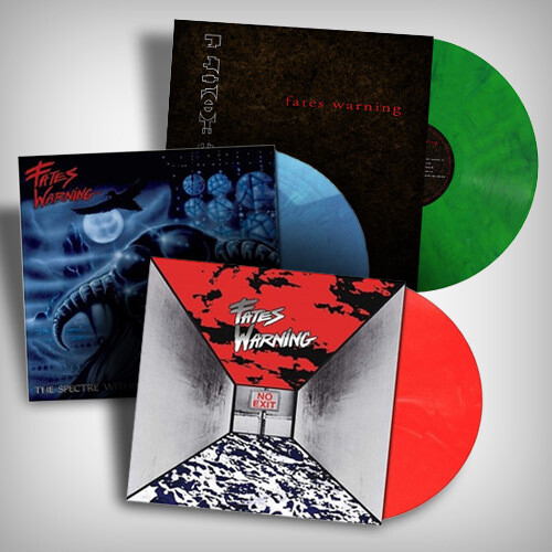 Fates Warning Vinyl Bundle