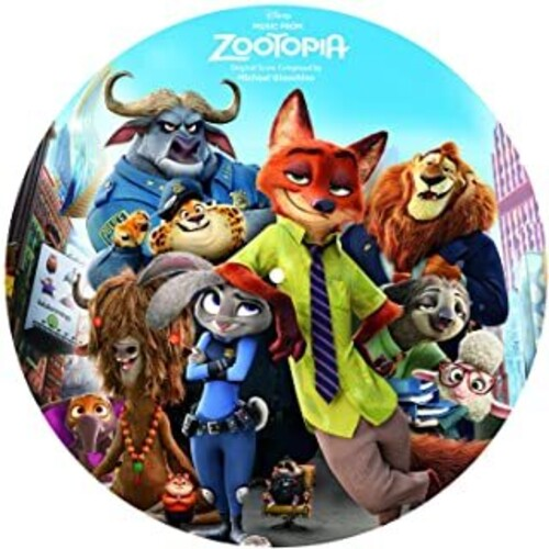 Michael Giacchino  (Can) - Music From Zootopia / O.S.T. (Can)