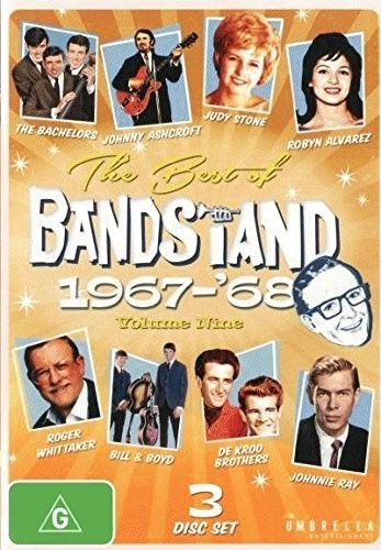 Best of Bandstand 9-1967-68 /  Various [Import]