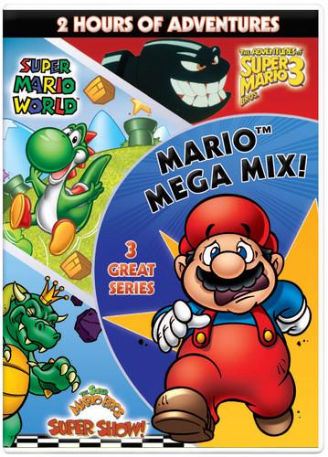 Super Mario Bros: Special Mario Mega Mix [Meijer Exclusive]