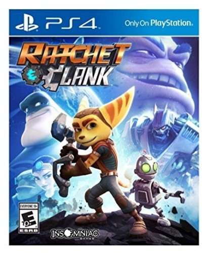 Ratchet & Clank for PlayStation 4