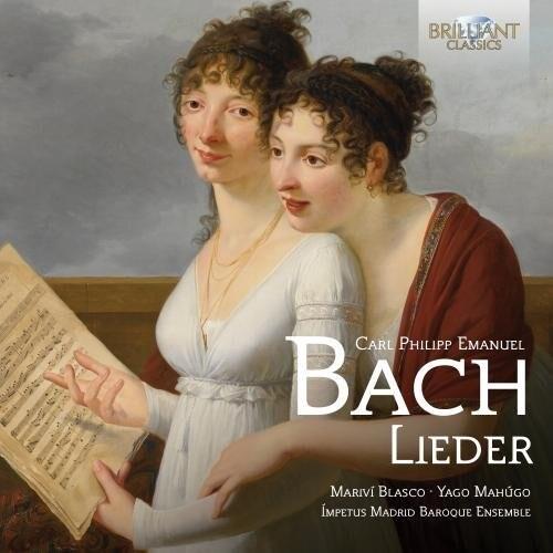 C.P.E Bach: Lieder
