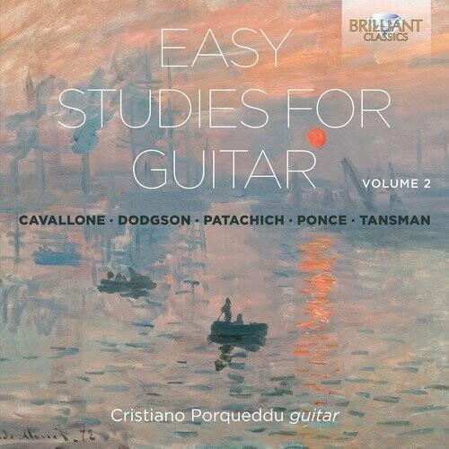 Easy Studies for Guitar 2