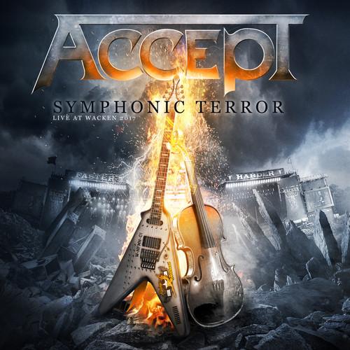 Accept - Symphonic Terror: Live at Wacken 2017 [2CD/Blu-ray]