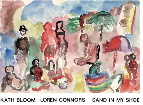 Sand In My Shoe (Color Vinyl)