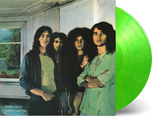 Golden Earring - Seven Tears [Colored Vinyl] (Grn) [Limited Edition] (Hol)