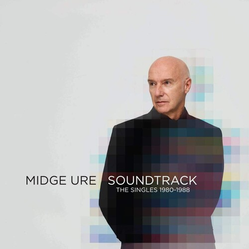Midge Ure - Soundtrack: The Singles 1980-1988 [Clear Vinyl] [Limited Edition]