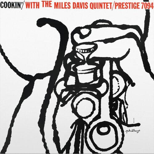 Miles Davis - Cookin With Miles Davis Quintet (Blue) [Colored Vinyl]