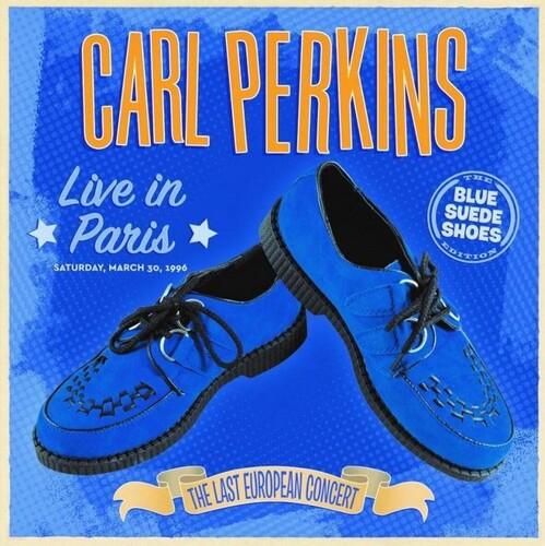 Live In Paris - The Last European Concert