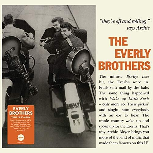 Everly Brothers - Everly Brothers [Limited White Colored Vinyl]