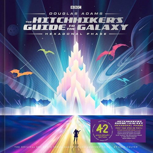 Hitchhikers Guide To The Galaxy: Hexagonal Phase (Soundtrack)[180-Gram Neon Green Colored Vinyl] [Import]