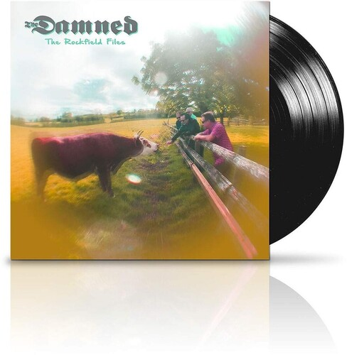 The Damned - The Rockfield Files EP [Vinyl]