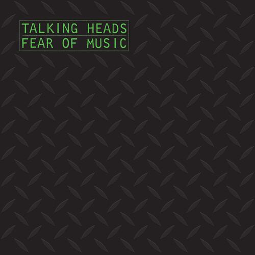 Talking Heads - Fear Of Music [Rocktober 2020 Opaque Silver/Grey LP]
