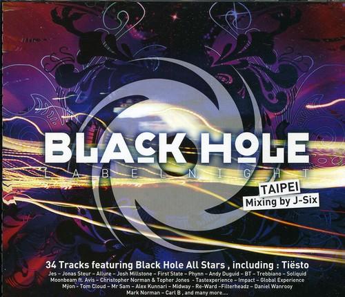 Black Hol Label Night Taipei /  Various [Import]