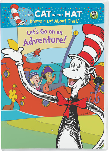 The Cat in the Hat Knows a Lot About That! Let's Go on an Adventure!