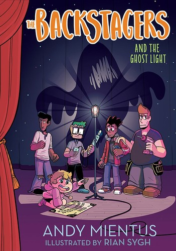 BACKSTAGERS AND THE GHOST LIGHT
