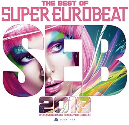 The Best Of Super Eurobeat 2019 [Import]