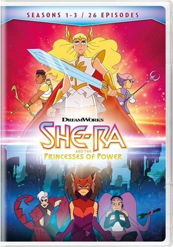 She-Ra And The Princesses Of Power: Seasons 1-3
