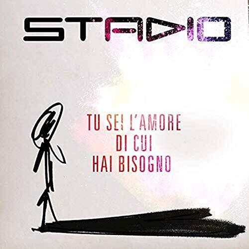 Tu Sei L'Amore Di Cui Hai Bisogno [Red Colored Vinyl] [Import]