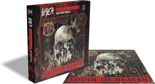 - Slayer South Of Heaven (500 Piece Jigsaw Puzzle)