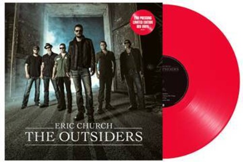 Eric Church - The Outsiders [Red LP]