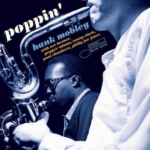 Hank Mobley - Poppin' [LP][Blue Note Tone Poet Series]
