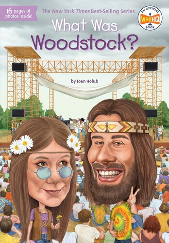 Joan Holub  / Copeland,Gregory - What Was Woodstock?